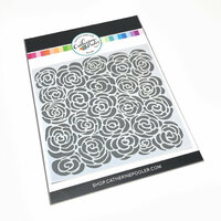 Catherine Pooler Designs - Stencil - Rose