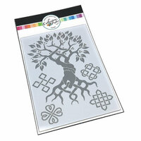 Catherine Pooler Designs - Stencil - Celtic Roots