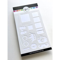 Catherine Pooler Designs - Stencil - Photo Booth