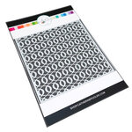 Catherine Pooler Designs - In The Kitchen Collection - Stencil - Loop Braid