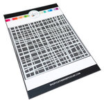 Catherine Pooler Designs - In The Kitchen Collection - Stencil - Off the Loom
