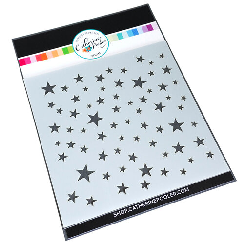 Catherine Pooler Designs - Totally Rad Collection - Stencils - Star