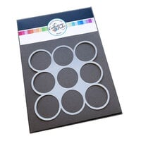 Catherine Pooler Designs - Stencils - 1.5 Inch Circle Template