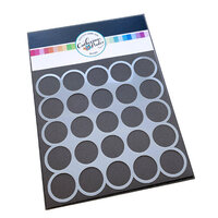Catherine Pooler Designs - Stencils - 1 Inch Circle Template