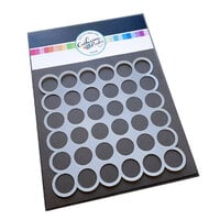 Catherine Pooler Designs - Stencils - 0.75 Inch Circle Template