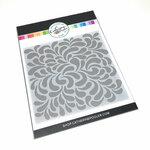Catherine Pooler Designs - Stencil - Swoop