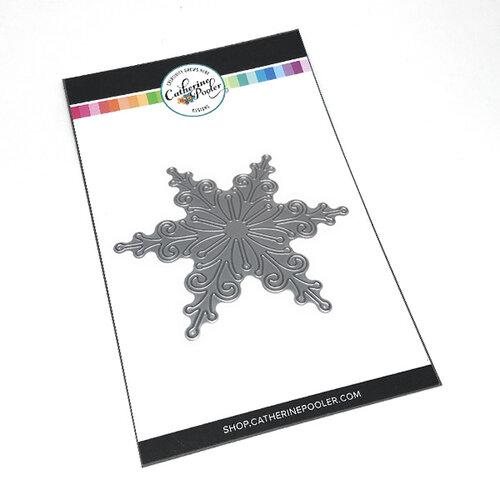 Catherine Pooler Designs - Christmas - Dies - Delicate Snowflake