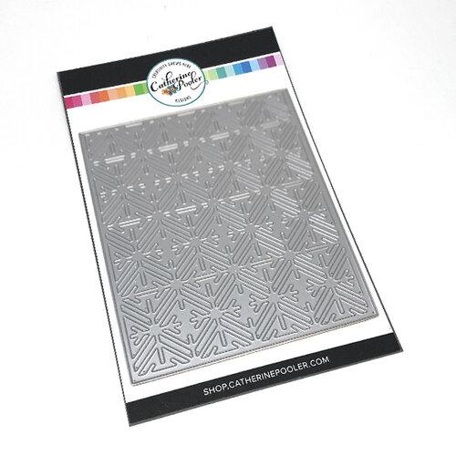 Catherine Pooler Designs - Christmas - Dies - Geometric Flakes Cover Plate