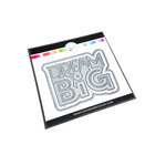 Catherine Pooler Designs - Out West Collection - Dies - Dream Big Word