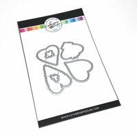 Catherine Pooler Designs - Dies - Doodle Hearts