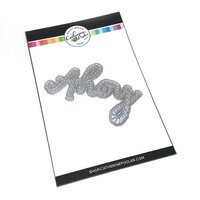Catherine Pooler Designs - Anchors Away Collection - Dies - Ahoy Word