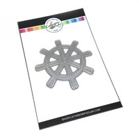 Catherine Pooler Designs - Anchors Away Collection - Dies - Ship's Wheel