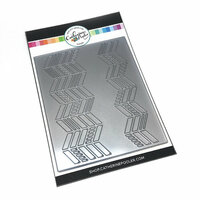 Catherine Pooler Designs - Dies - Chevron Divide Cover Plate