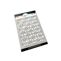 Catherine Pooler Designs - Frosted Thanks Collection - Dies - Retro Star Cover Plate
