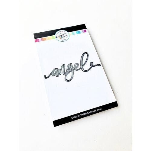 Catherine Pooler Designs - Dies - Angel Word