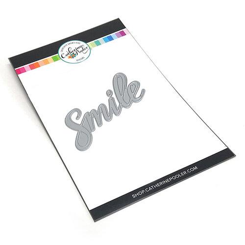 Catherine Pooler Designs - Dies - Smile
