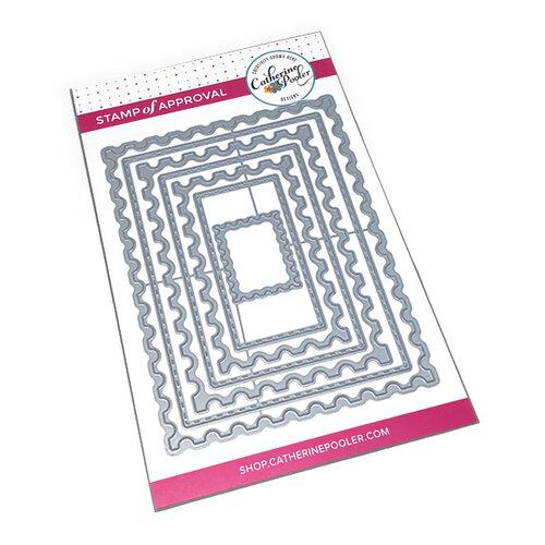 Catherine Pooler Designs - Dies - Postage Stamp