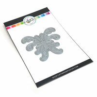 Catherine Pooler Designs - Dies - Scroll Butterfly