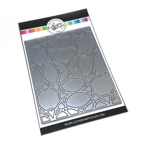 Catherine Pooler Designs - Dies - Deco Circles Cover Plate