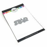 Catherine Pooler Designs - Dies - Star Word