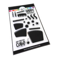 Catherine Pooler Designs - Clear Photopolymer Stamps - Birthday Cake Remix