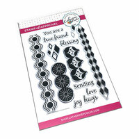 Catherine Pooler Designs - Clear Photopolymer Stamps - Everyday Mod