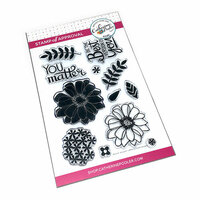 Catherine Pooler Designs - Clear Photopolymer Stamps - Bloomin' Bouquet