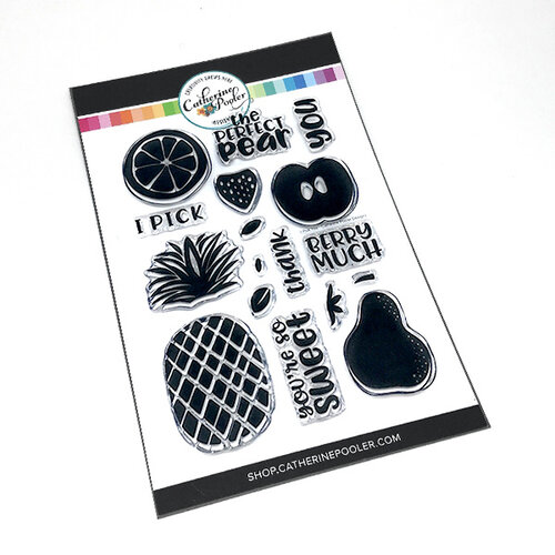 Catherine Pooler Designs - Clear Photopolymer Stamps - I Pick You