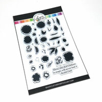 Catherine Pooler Designs - Clear Photopolymer Stamps - Tilly's Magic Garden