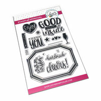 Catherine Pooler Designs - Clear Photopolymer Stamps - Good Stuff