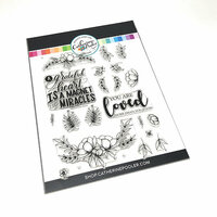 Catherine Pooler Designs - Clear Photopolymer Stamps - Grateful Heart