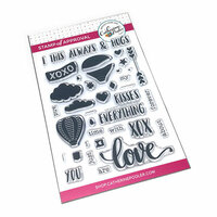 Catherine Pooler Designs - Clear Photopolymer Stamps - Love is in the Air