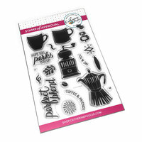 Catherine Pooler Designs - Clear Photopolymer Stamps - Perfect Blend
