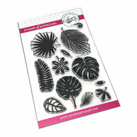 Catherine Pooler Designs - Clear Photopolymer Stamps - Leave Me in Paradise
