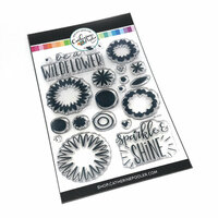 Catherine Pooler Designs - Clear Photopolymer Stamps - Be Wild