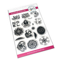 Catherine Pooler Designs - Christmas - Clear Photopolymer Stamps - Tiny Wishes