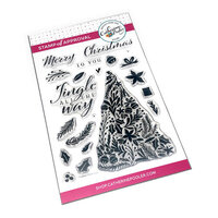 Catherine Pooler Designs - Christmas - Clear Photopolymer Stamps - Festive Trimmings