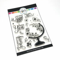 Catherine Pooler Designs - Clear Photopolymer Stamps - Amber's World
