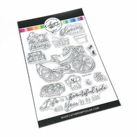 Catherine Pooler Designs - Clear Photopolymer Stamps - Beautiful Ride