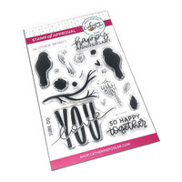 Catherine Pooler Designs - Clear Photopolymer Stamps - Happy Together