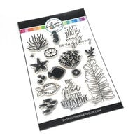 Catherine Pooler Designs - Under The Sea Collection - Clear Photopolymer Stamps - Vitamin Sea