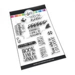 Catherine Pooler Designs - Anchors Away Collection - Clear Photopolymer Stamps - Hook, Line and Sinker