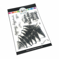 Catherine Pooler Designs - Clear Photopolymer Stamps - Never Forget Fern