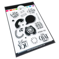 Catherine Pooler Designs - In The Kitchen Collection - Clear Photopolymer Stamps - Call Me