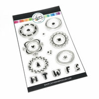Catherine Pooler Designs - Clear Photopolymer Stamps - Circle This