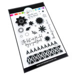 Catherine Pooler Designs - Out West Collection - Clear Photopolymer Stamps - My Kind Floral