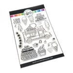 Catherine Pooler Designs - Clear Photopolymer Stamps - I Scream You Scream