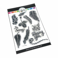 Catherine Pooler Designs - Clear Photopolymer Stamps - Forest Foliage