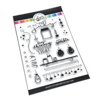 Catherine Pooler Designs - Clear Photopolymer Stamps - Oh My, It's July