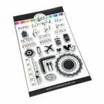 Catherine Pooler Designs - Clear Photopolymer Stamps - Bullet Journal Basics